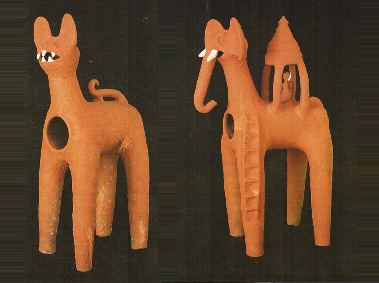 Votive Animal